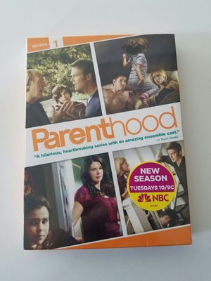 Parenthood DVD season 1 for Sale in Arvada, CO