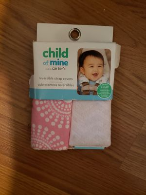 car seat strap covers for Sale in Denver, CO