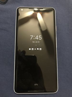 Google Pixel XL2 for Sale in Warren, MI