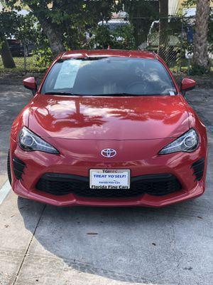 2017 Toyota 86 for Sale in Pompano Beach, FL