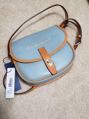 Slate blue dooney and bourke for Sale in Kent, WA