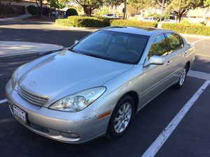 2002 Lexus ES300 for Sale in Chula Vista, CA