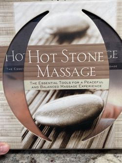 Hot stone Massage Kit for Sale in Pittsburgh,  PA