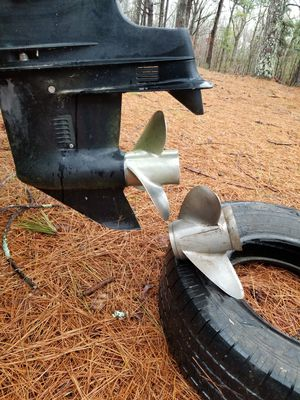13-19 Boat motor prop never used. for Sale in Lafayette Springs, MS