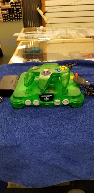 Nintendo 64 for Sale in Darnestown, MD