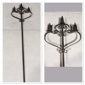 Outdoor heavy duty metal candle holder for Sale in Chicago, IL