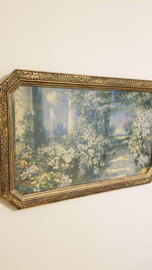Antique framed art for Sale in Vero Beach, FL