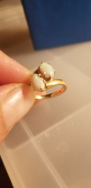 GOLD OPAL RING for Sale in Fairfax, VA