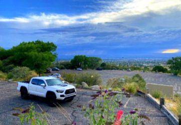 2017 Tacoma Pickup Sport 4D Sport WHITE for Sale in Wichita,  KS