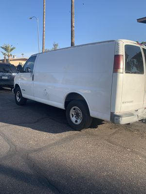 2002 Chevy Express for Sale in Mesa, AZ