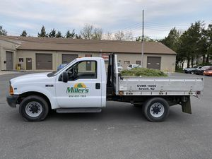 2001 Ford F-350 with dump bed for Sale in Sicklerville, NJ