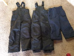 Size 4/5 Kids Snow Pants for Sale in Kent, WA
