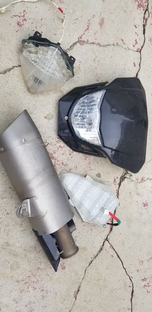 MOTORCYCLE PARTS for Sale in Commerce, CA