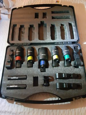Digital reference drum mic set for Sale in Austin, TX
