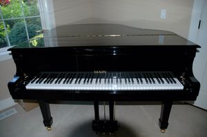Baby grand piano, Brand: Main for Sale in Bellevue, WA