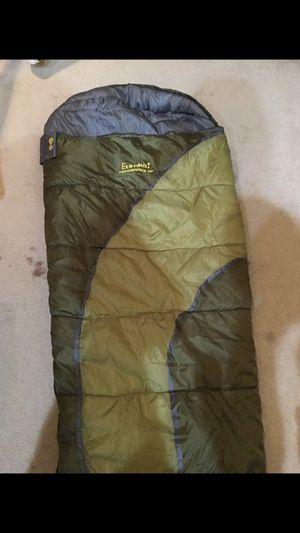 Eureka 30 degree grasshopper sleeping bag kids for Sale in Sunnyvale, CA