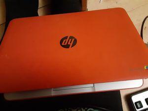 HP Chromebook 14 LIKE NEW STILL!!!! for Sale in Modesto, CA