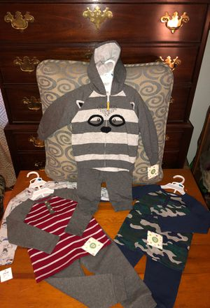 All Brand New! Little Me brand outfits for boy 🔴 Size 24 months for Sale in Chesapeake, VA