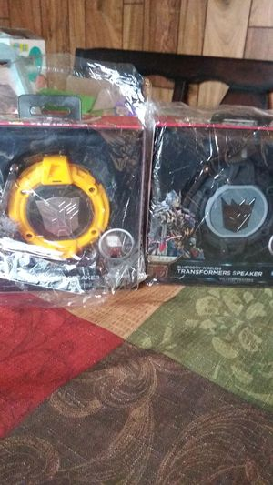 Transformer Bluetooth speakers wireless brand new never open for Sale in Pomona, CA