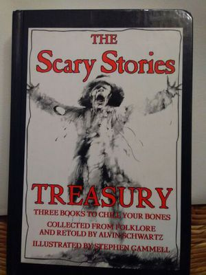 Scary Stories Treasury for Sale in Silver Spring, MD