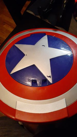 Captain America shield and face mask for Sale in Bell Gardens, CA