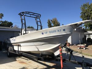 1993 24' Super Panga deep sea fishing boat for Sale in Los Angeles, CA
