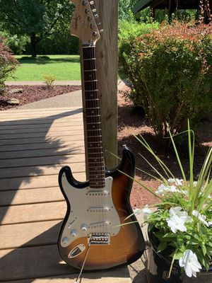 Fender Strat Left Handed for Sale in Boonville, IN
