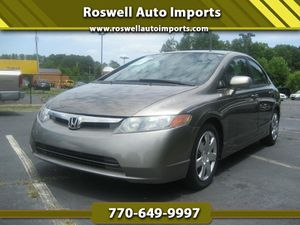 2006 Honda Civic Sdn for Sale in Austell, GA