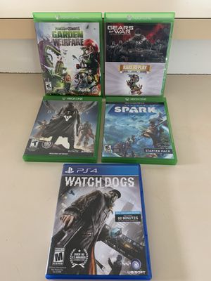 Games for Sale in Fontana, CA