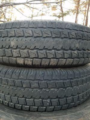Trailer tires ST205/75D14 for Sale in Greenville, SC