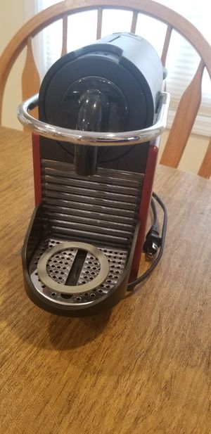 Nespresso Pixie espresso machine for Sale in Quincy, MA