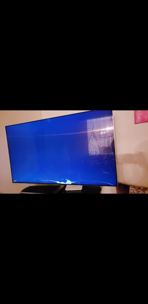 Samsung smart TV 55 inches for part only for Sale in Alpharetta, GA