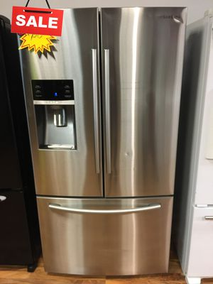 FIRST COME!!MUST GO!! Refrigerator Fridge Samsung Delivery Available #1506 for Sale in Greenwood, IN