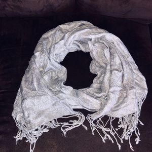 Silver scarf for Sale in Nashville, TN