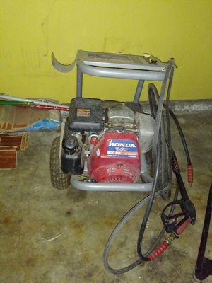 Honda pressure washer and power generator for Sale in Stockton, CA