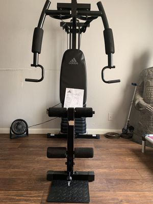 Adidas home gym for Sale in Houston, TX