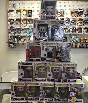 Nightmare before Christmas pops for Sale in East Los Angeles, CA