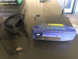Linksys wireless-g router for Sale in Phoenix, AZ