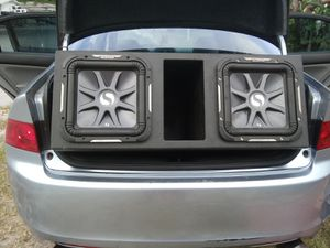 Subs bass LOUD $400 for Sale in Hollywood, FL
