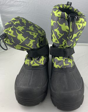 Northside Boy Girls Toddler/Little Kid/Big Kid Frosty Insulated Winter Snow Boot for Sale in Bellevue, WA