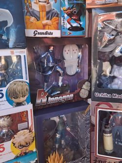 Anime Figures/Statues (Dm For Prices) for Sale in San Bernardino,  CA