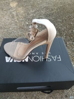 Clear heels for Sale in Chesapeake, VA