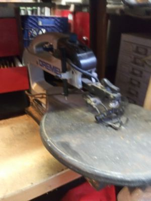 Dremel wood working saw. 75.00 OBO for Sale in Portland, OR