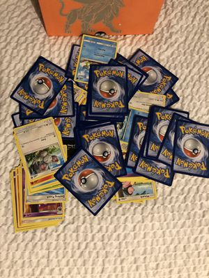 Pokemon cards lot (100) for Sale in Tampa, FL