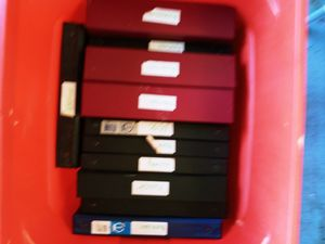 Bin of collectible sports trading cards for Sale in Haines City, FL