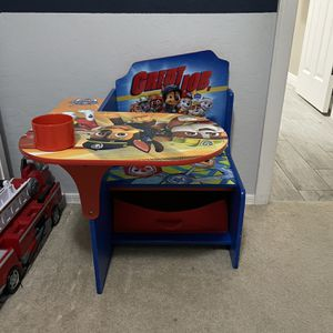 Paw Patrol Toddler Desk for Sale in Gilbert, AZ
