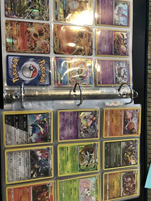 Pokemon card collection with unopened Kyurem decks for Sale in Downey, CA