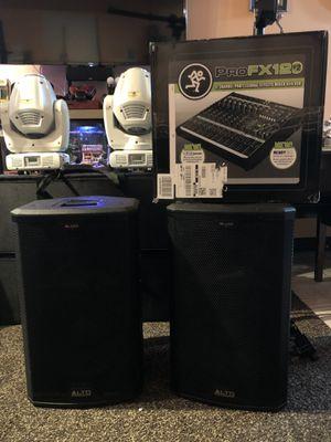Full DJ EQUIPMENT for Sale in Union City, NJ