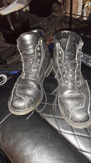 Work boots mens for Sale in Las Vegas, NV