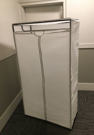 Portable closet / clothing rack (need gone) for Sale in Smoke Rise, GA